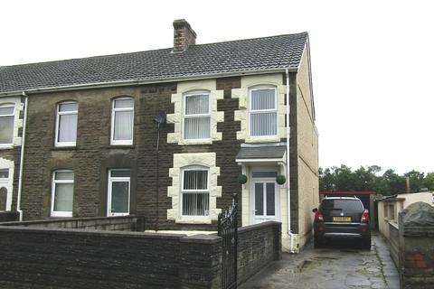 2 bedroom end of terrace house for sale - Llanerch Road, Bonymaen, Swansea.
