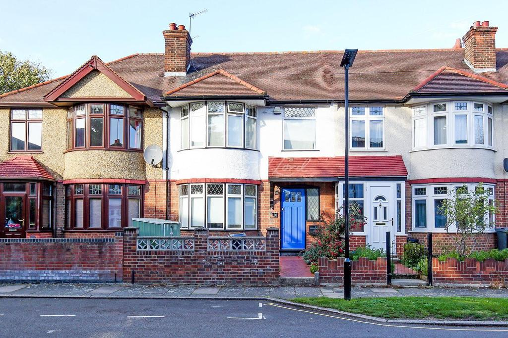 3 Bedrooms Terraced House for sale in Springvale Avenue, Brentford TW8