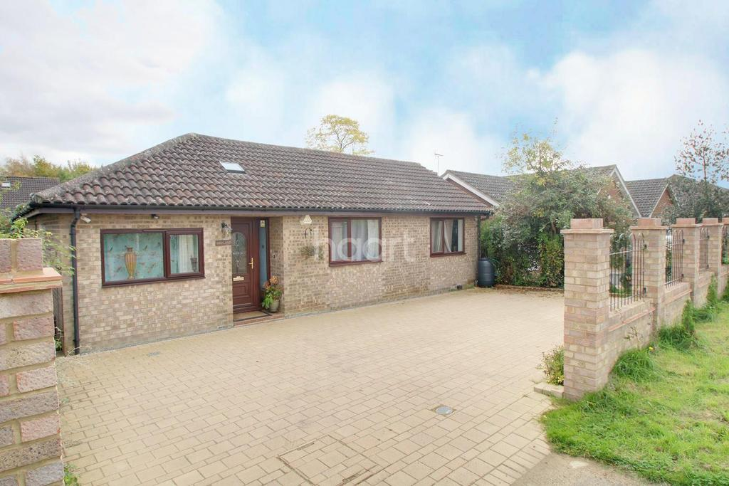 4 Bedrooms Bungalow for sale in Milton Road, Impington, Cambridge