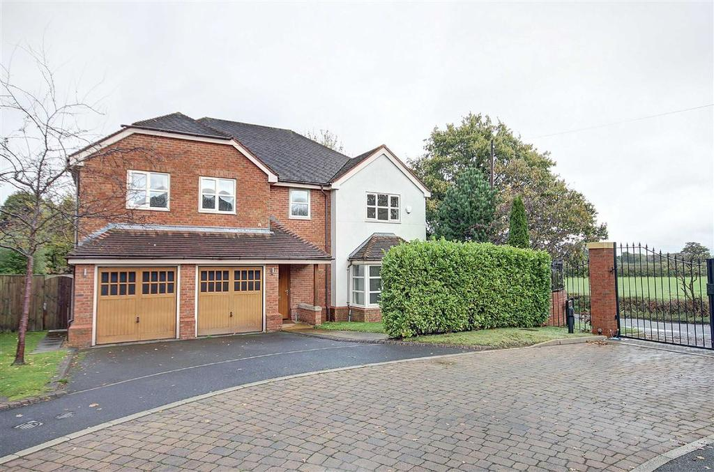 5 Bedrooms Detached House for sale in Top Park Close, Lymm, Cheshire