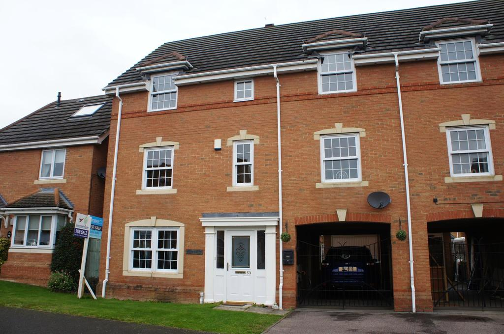 5 Bedrooms Semi Detached House for sale in Howes Drive, Marston Moretaine