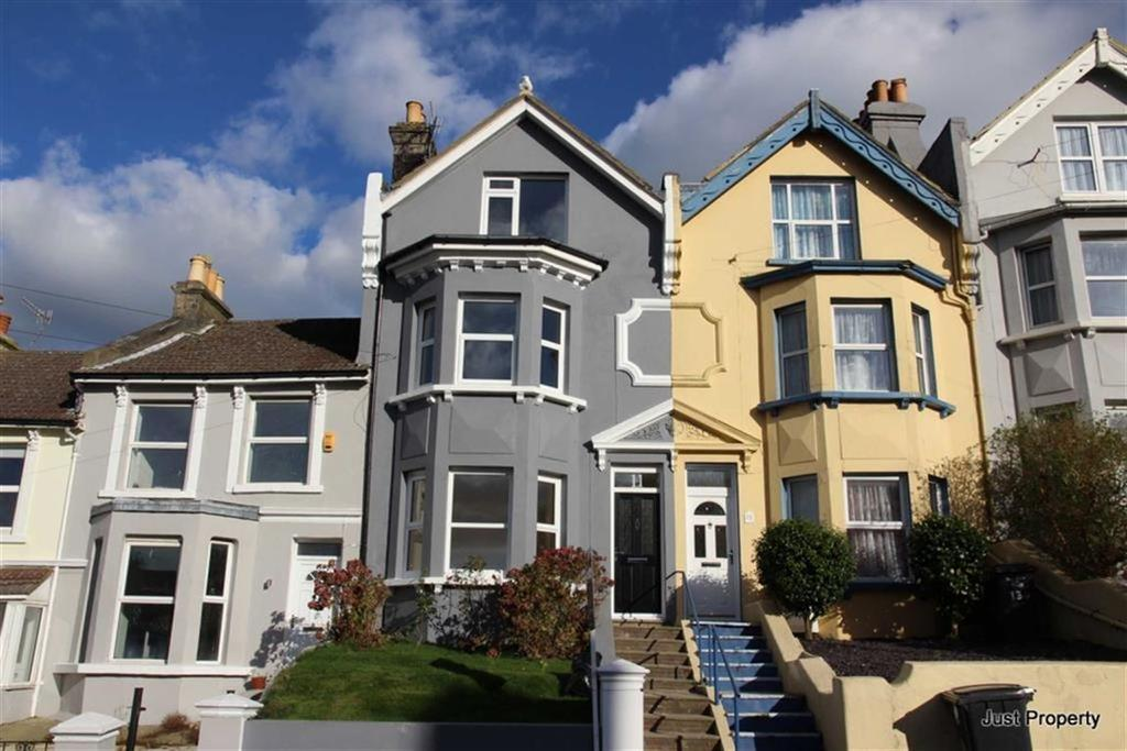 4 Bedrooms Semi Detached House for sale in Saxon Road, Hastings