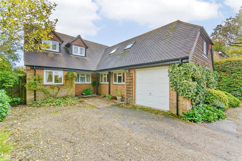 5 Bedrooms Detached House for sale in Parsonage Lane, Hungerford, Berkshire, RG17