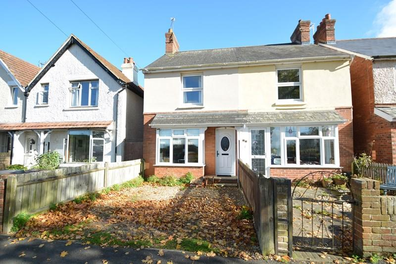 2 Bedrooms Semi Detached House for sale in Recreation Road, Andover