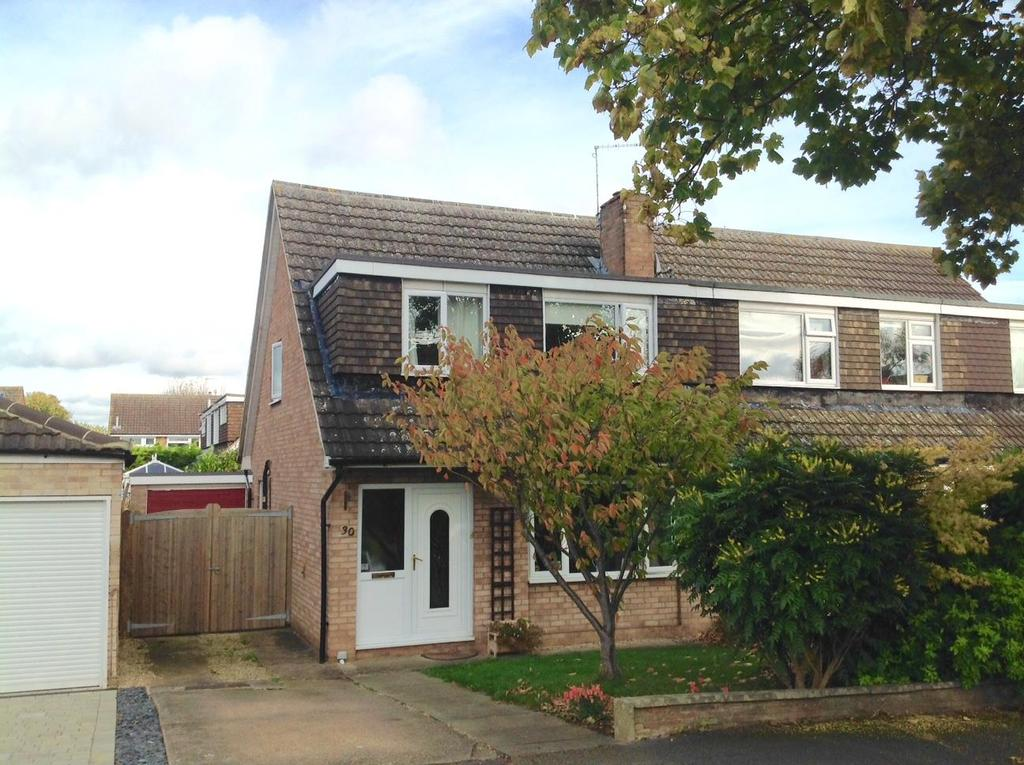 3 Bedrooms Semi Detached House for sale in St. Giles Way, Cropwell Bishop, Nottingham
