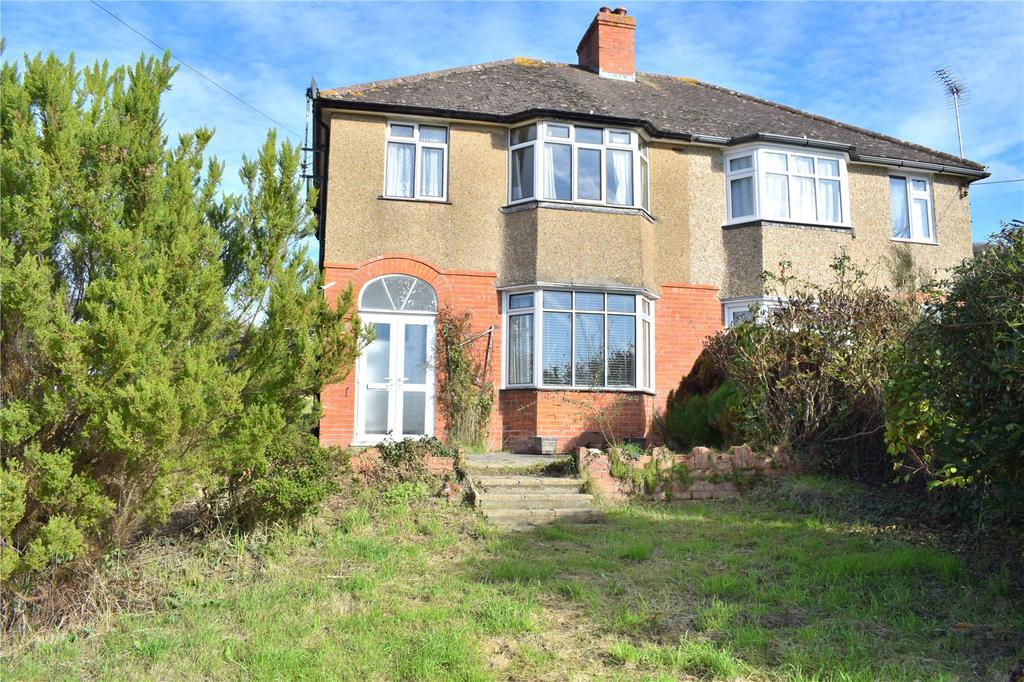 3 Bedrooms Semi Detached House for sale in Crock Lane, Bridport, Dorset