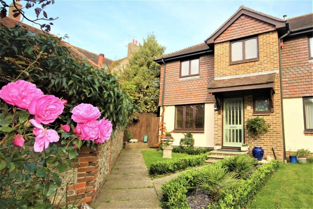 4 Bedrooms End Of Terrace House for sale in Vicarage Close, Newhaven
