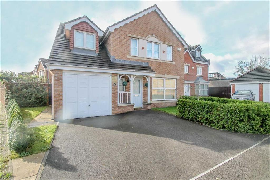 5 Bedrooms Detached House for sale in Milestone Close, Heath, Cardiff