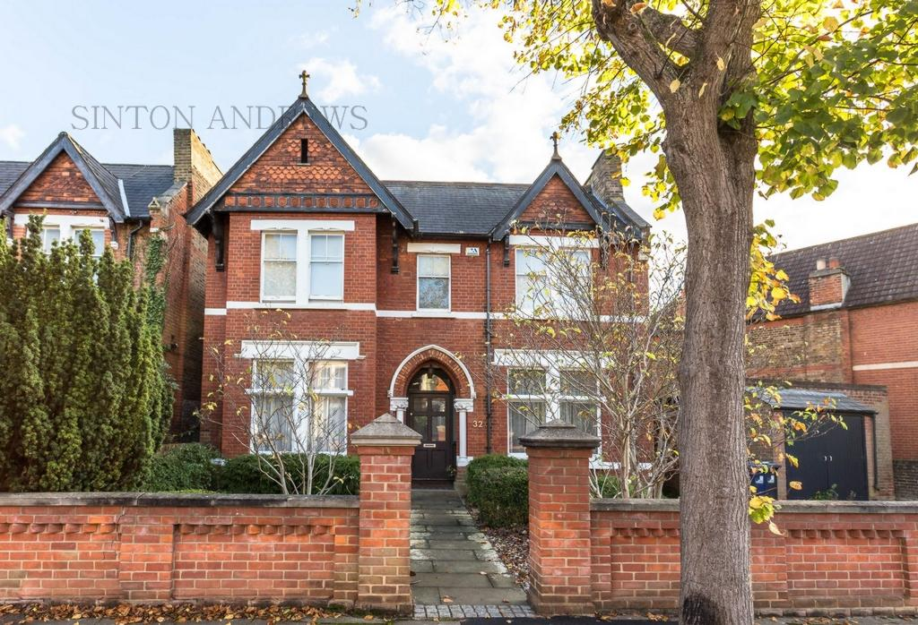 6 Bedrooms House for sale in Mount Park Crescent, Ealing, W5