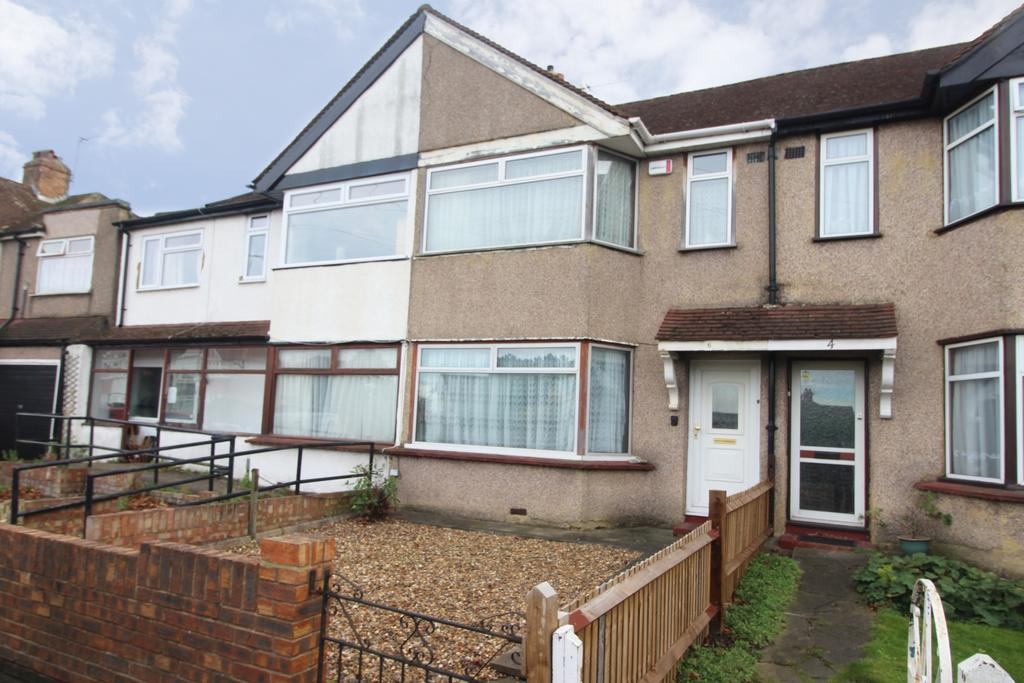 2 Bedrooms Terraced House for sale in Murchison Avenue Bexley DA5