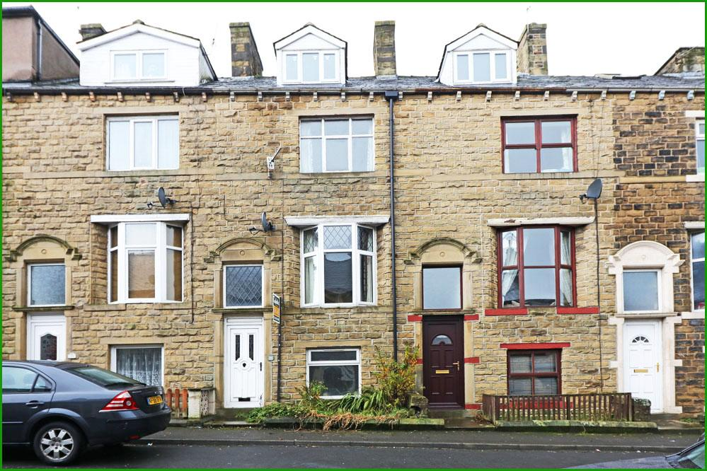3 Bedrooms Terraced House for sale in 21 York Street, Barnoldswick BB18