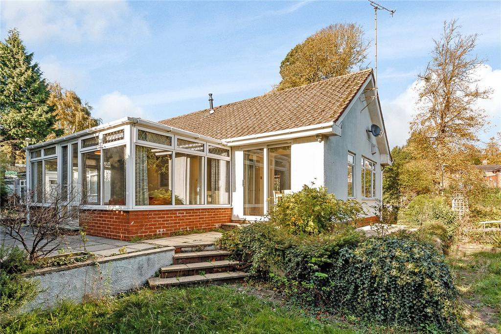 4 Bedrooms Bungalow for sale in Prince of Wales Road, Exeter, Devon, EX4