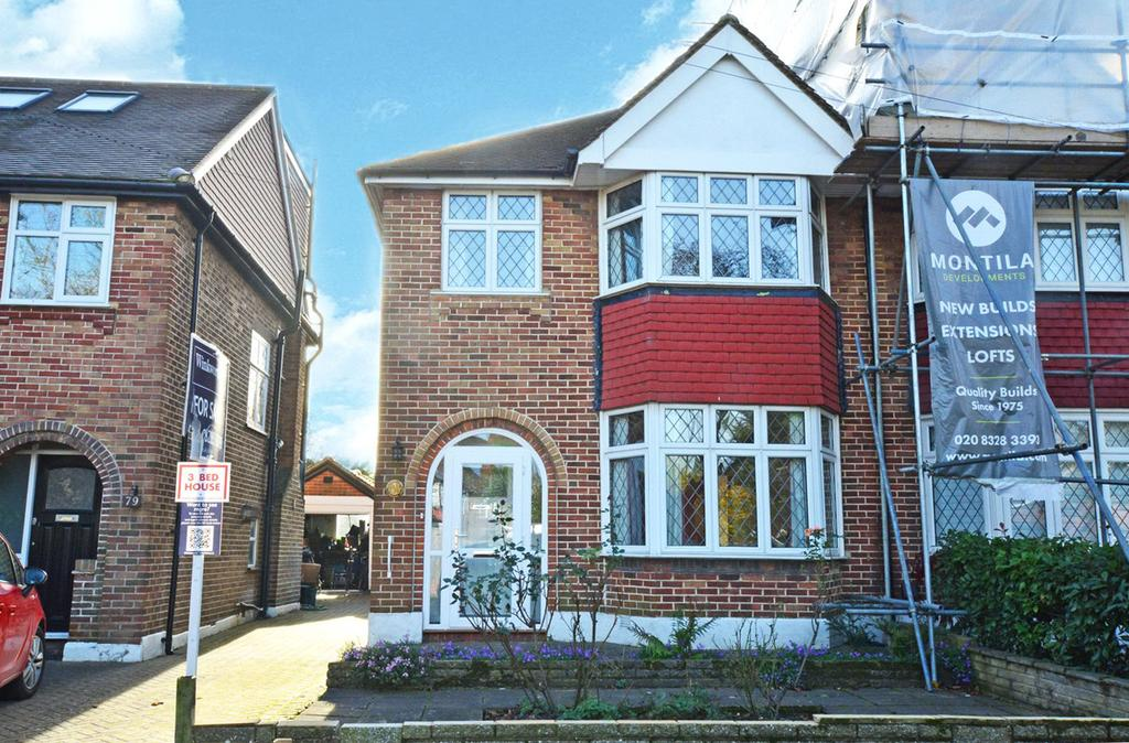 3 Bedrooms Semi Detached House for sale in Empress Drive, Chislehurst, BR7