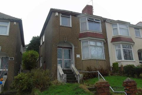 3 bedroom semi-detached house for sale - Cefn Coed Crescent, Swansea, SA2