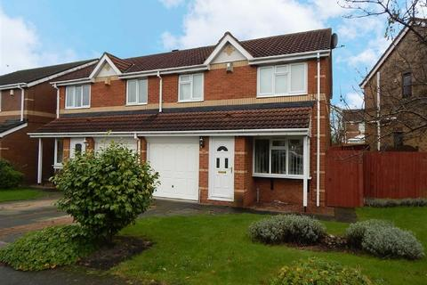 3 bedroom semi-detached house for sale - Locksley Close, North Shields, Tyne And Wear, NE29