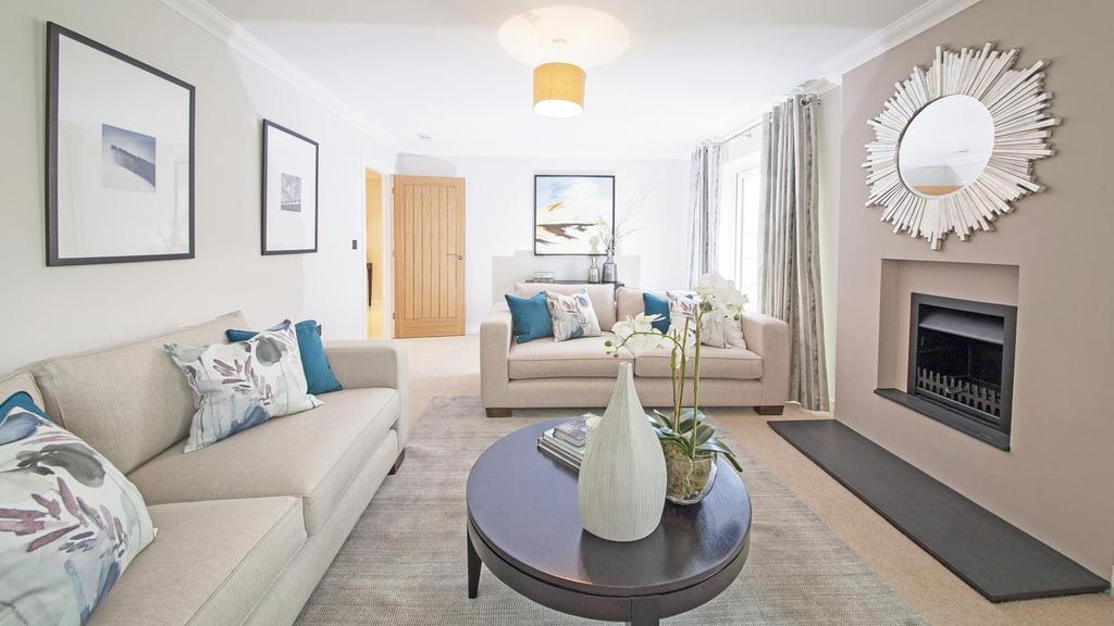 4 Bedrooms Detached House for sale in *WINNERS OF THE RESIDENTIAL DEVELOPMENT AWARD 2017-18*