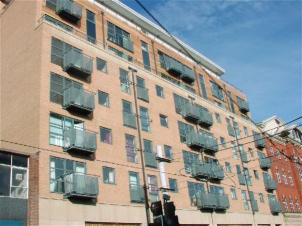 2 Bedrooms Apartment Flat for rent in Apt 23 West Point, West Street, Sheffield, S1 4EZ