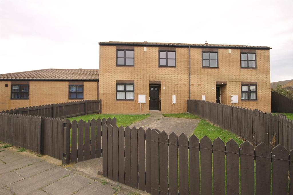 3 Bedrooms Terraced House for sale in Millpool Close, Hartlepool