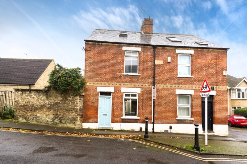 3 Bedrooms Semi Detached House for sale in Temple Road, Oxford
