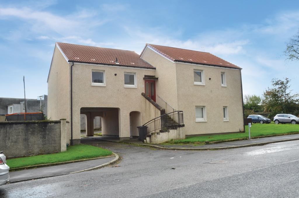 1 Bedroom Flat for sale in 23 William Street, Johnstone, PA5 8DP