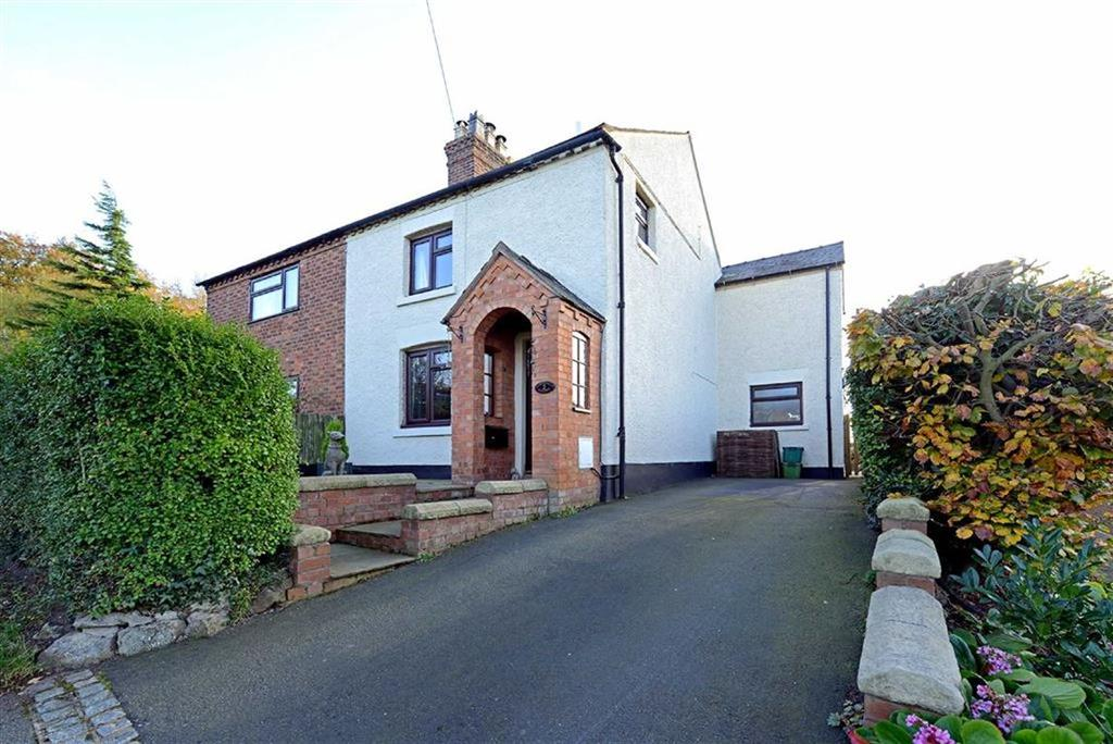 3 Bedrooms Cottage House for sale in Hawthorne Cottages, Lyth Bank, Shrewsbury, Shropshire