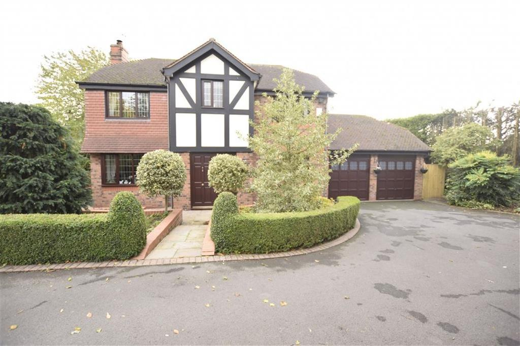 4 Bedrooms Detached House for sale in Tudor Lawns, Carr Gate, WAKEFIELD, WF2