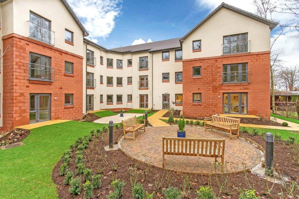 2 Bedrooms Flat for sale in Luxury 2 Bed Retirement Flat, 33, Darroch Gate, Coupar Angus Road, PH10