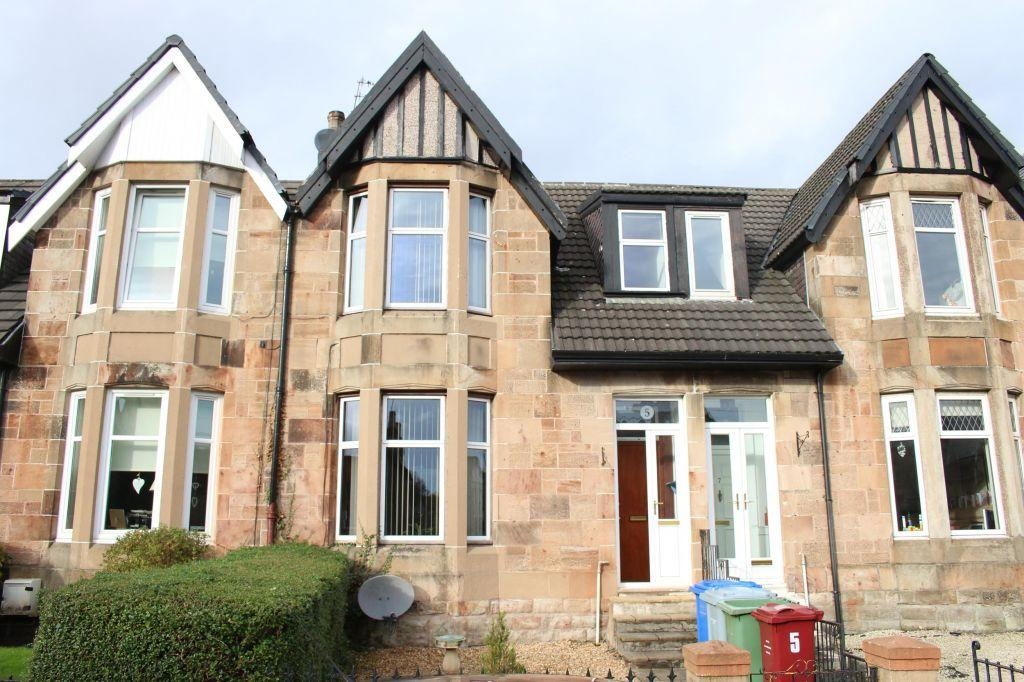 3 Bedrooms Villa House for sale in 5 Jedburgh Avenue, Rutherglen, Glasgow, G73 3EN