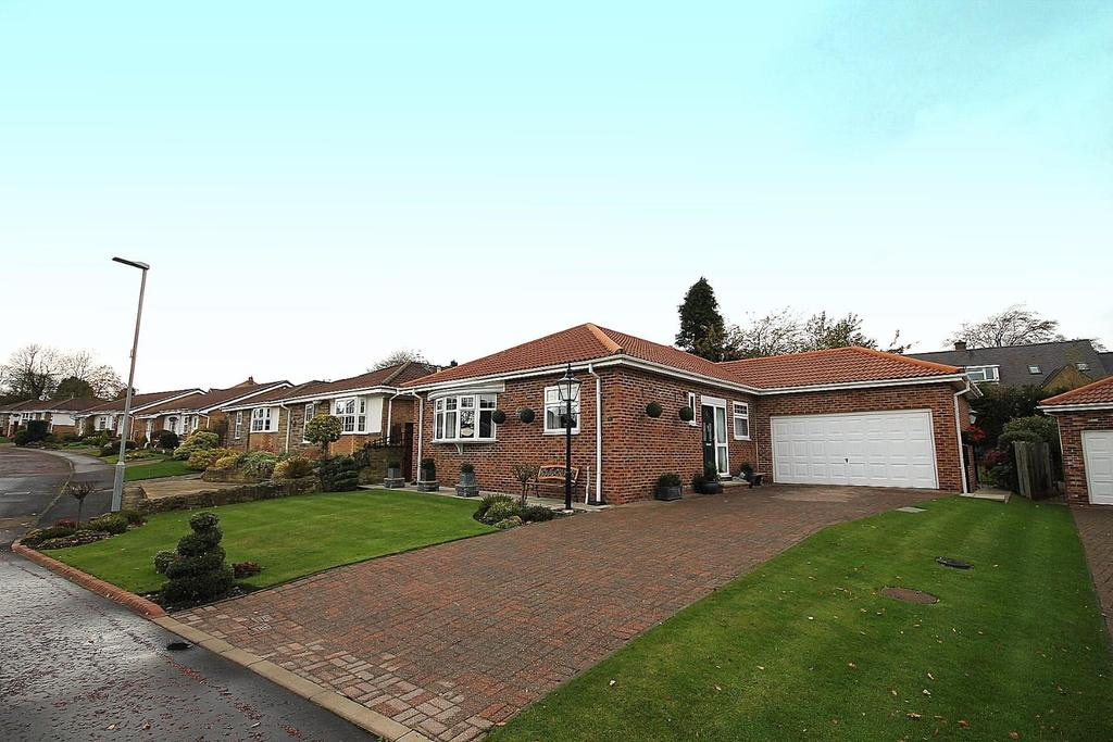 3 Bedrooms Detached Bungalow for sale in Austen Way, Crook