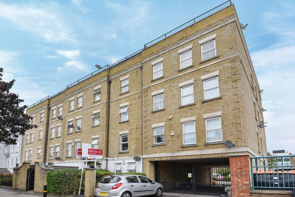 2 Bedrooms Flat for sale in Mitcham Road, Tooting