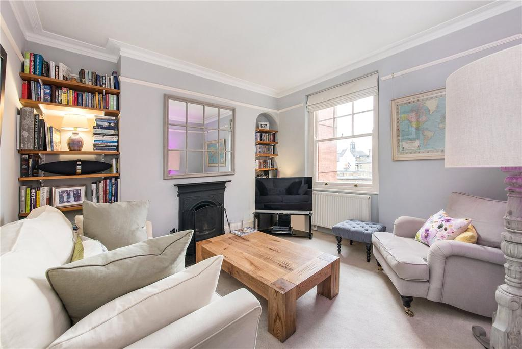 1 Bedroom Flat for sale in Arundel Mansions, Kelvedon Road, Parsons Green, Fulham, SW6