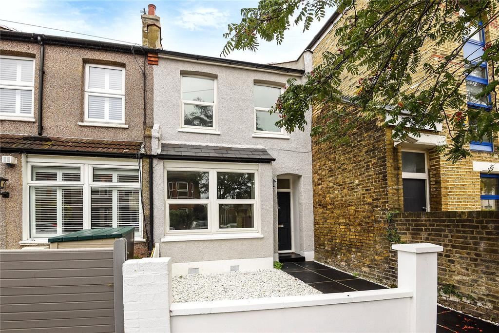 4 Bedrooms House for sale in Wycliffe Road, London, SW19