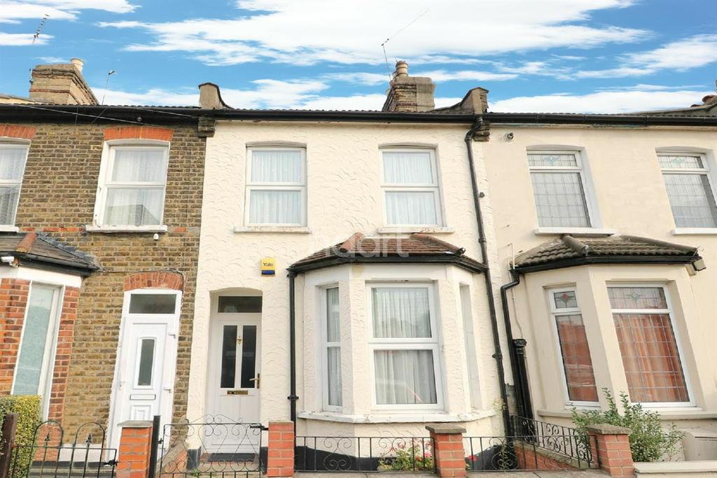 2 Bedrooms Terraced House for sale in Ranelagh Road, East Ham