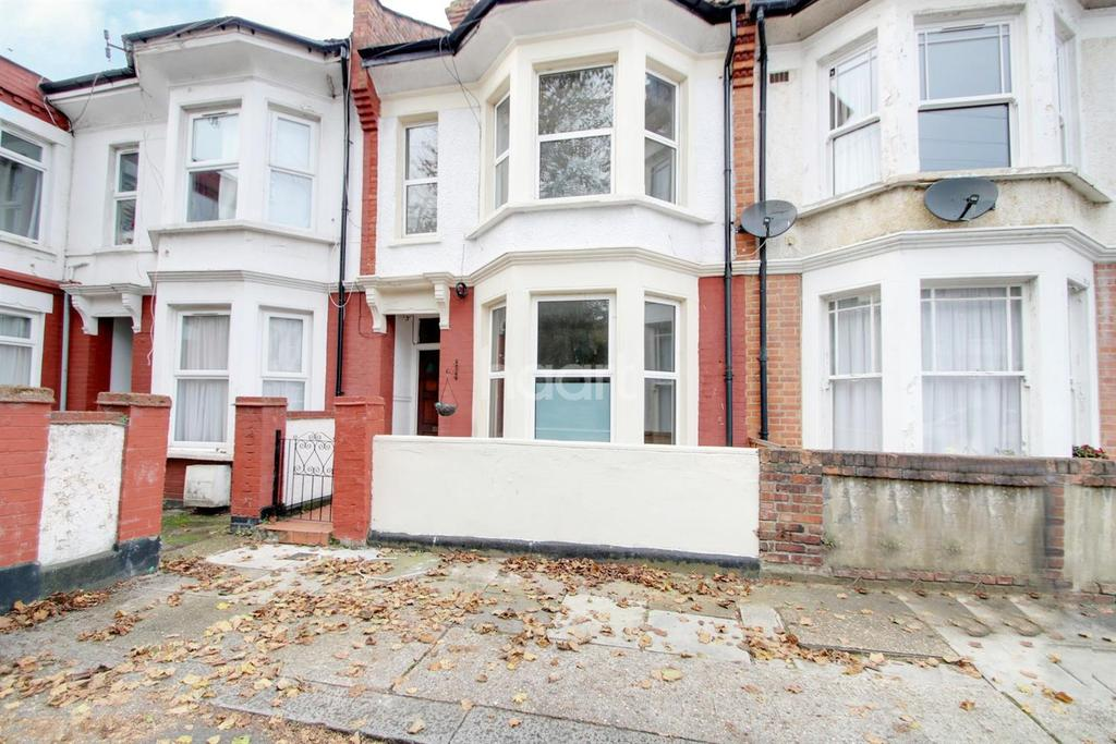 3 Bedrooms Terraced House for sale in Gowan Road, NW10
