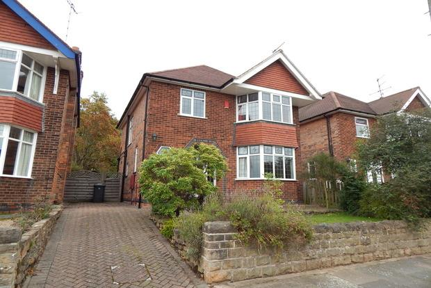 3 Bedrooms Detached House for sale in Coningsby Road, Woodthorpe, Nottingham, NG5