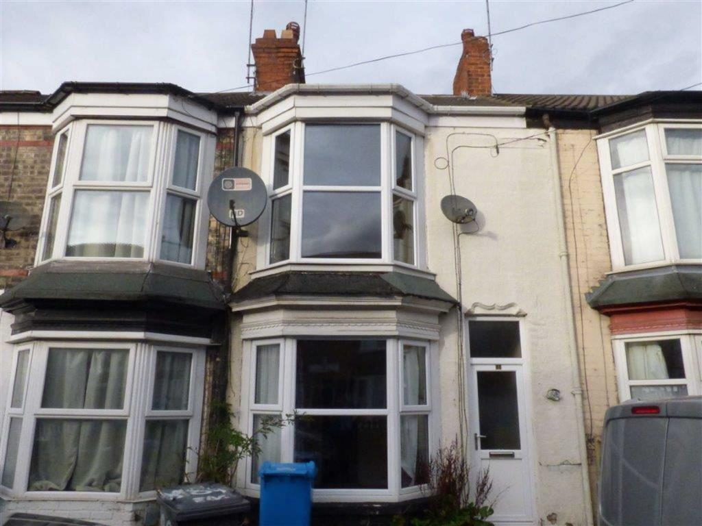 2 Bedrooms Terraced House for sale in Edgecumbe Street, Hull, East Yorkshire, HU5