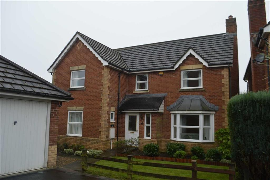 4 Bedrooms Detached House for sale in Coedfan, Swansea, SA2
