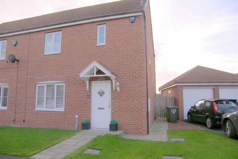 3 bedroom semi-detached house for sale - Bayfield, West Allotment, Tyne & Wear, NE27