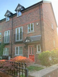 3 bedroom semi-detached house to rent - Chorlton Green, Manchester