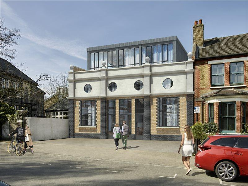 2 Bedrooms Duplex Flat for sale in 1 Ansell House, Church Path, E11