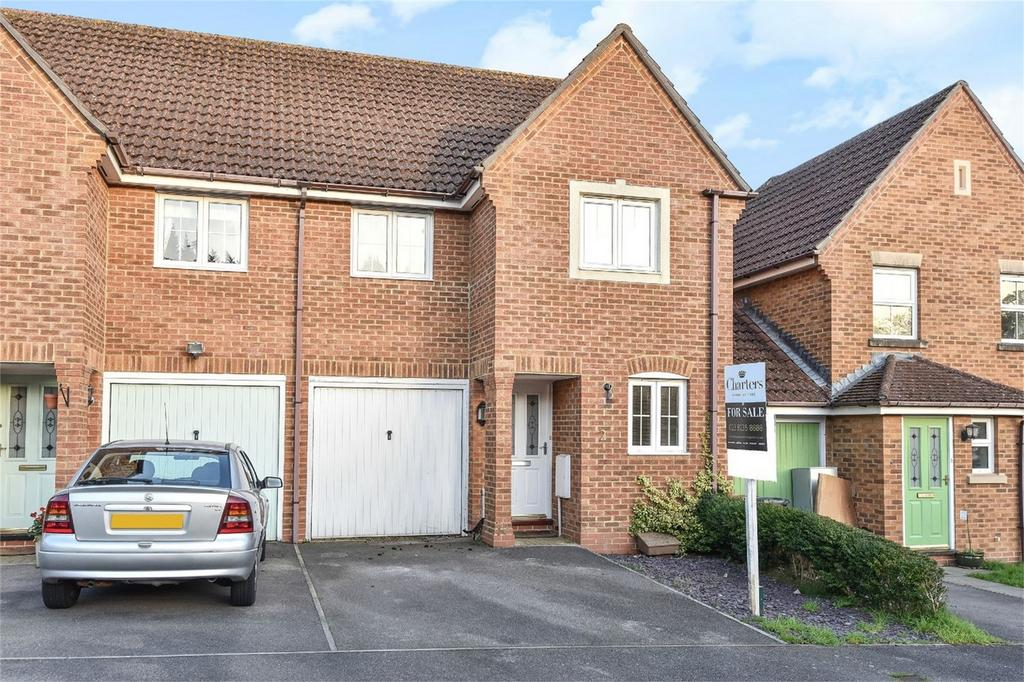 3 Bedrooms Semi Detached House for sale in Celandine Close, Chandler's Ford, Hampshire