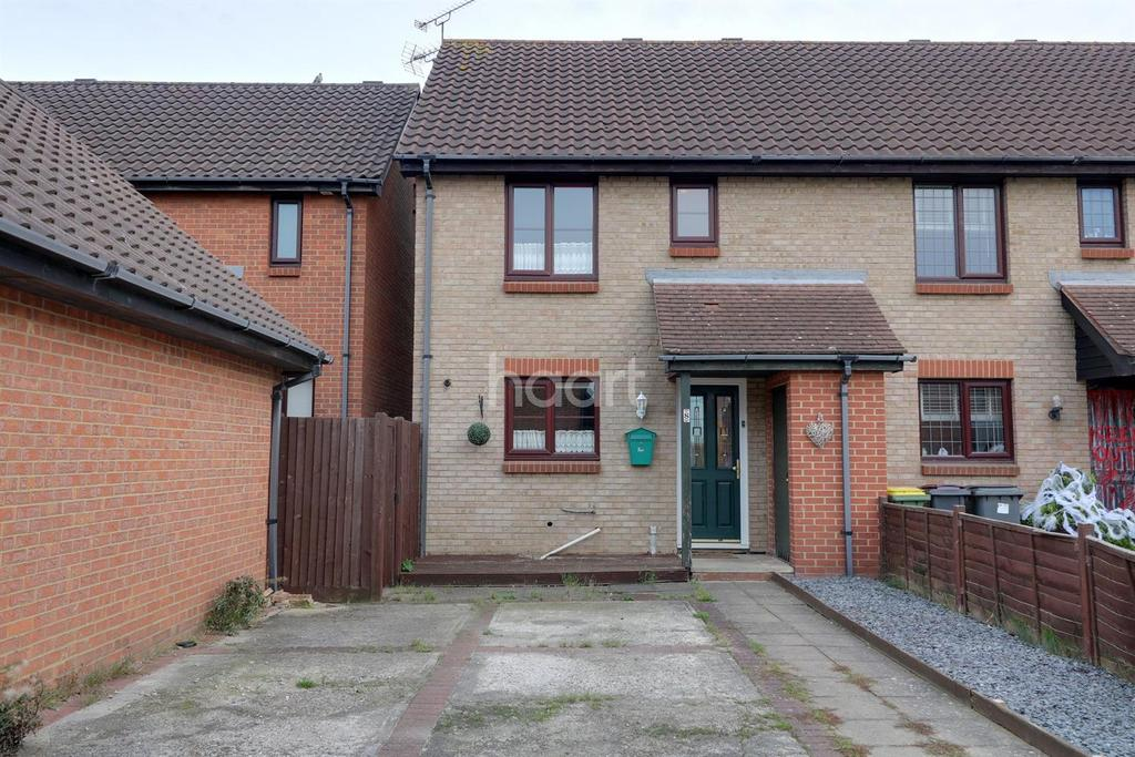 3 Bedrooms End Of Terrace House for sale in Bristol Close, Rayleigh