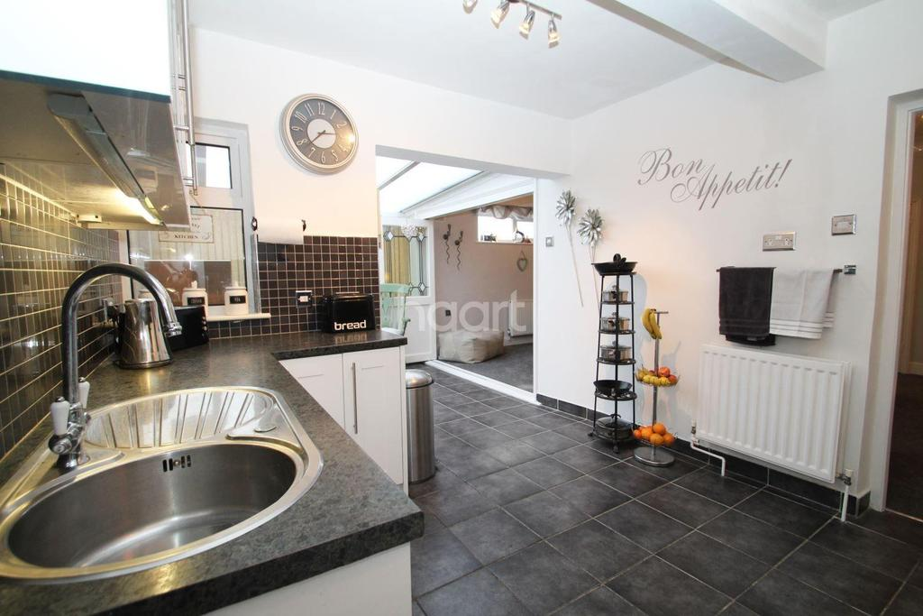 2 Bedrooms Bungalow for sale in Eastbury Avenue, Ashingdon
