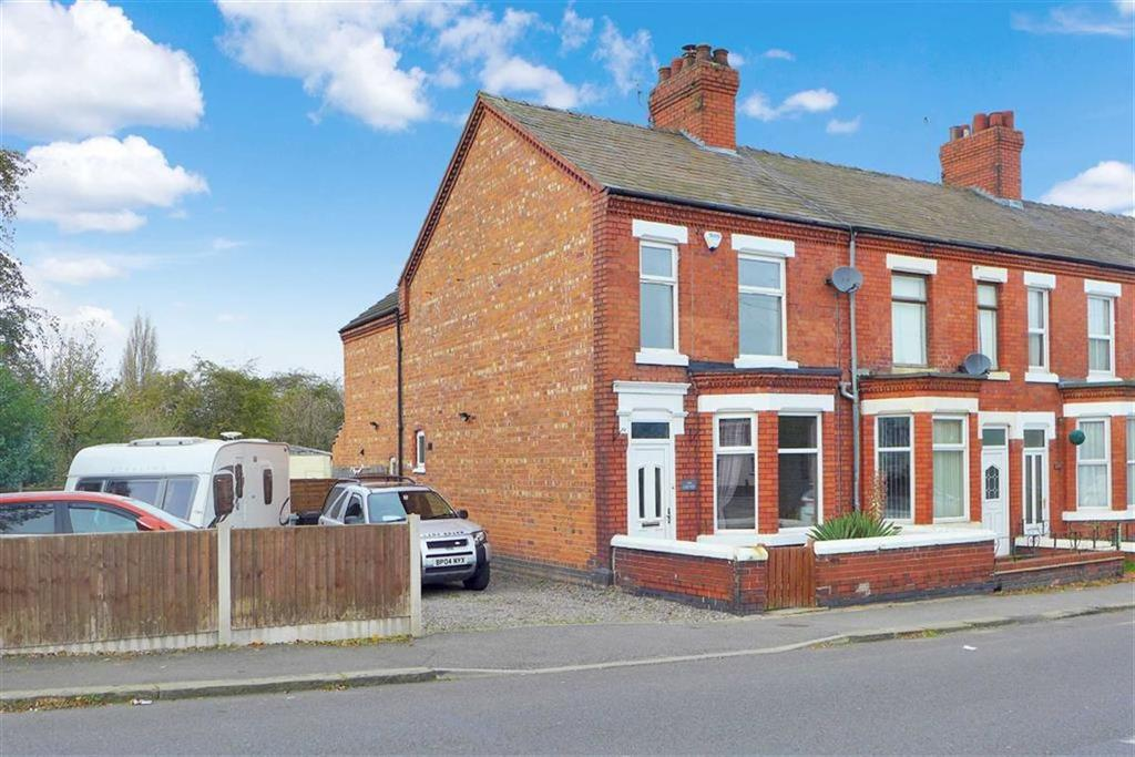 3 Bedrooms End Of Terrace House for sale in Broad Street, Crewe