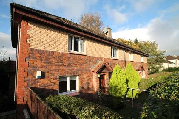 2 Bedrooms Flat for sale in 43 Hermiston Road, Springboig, Glasgow, G32 0LZ
