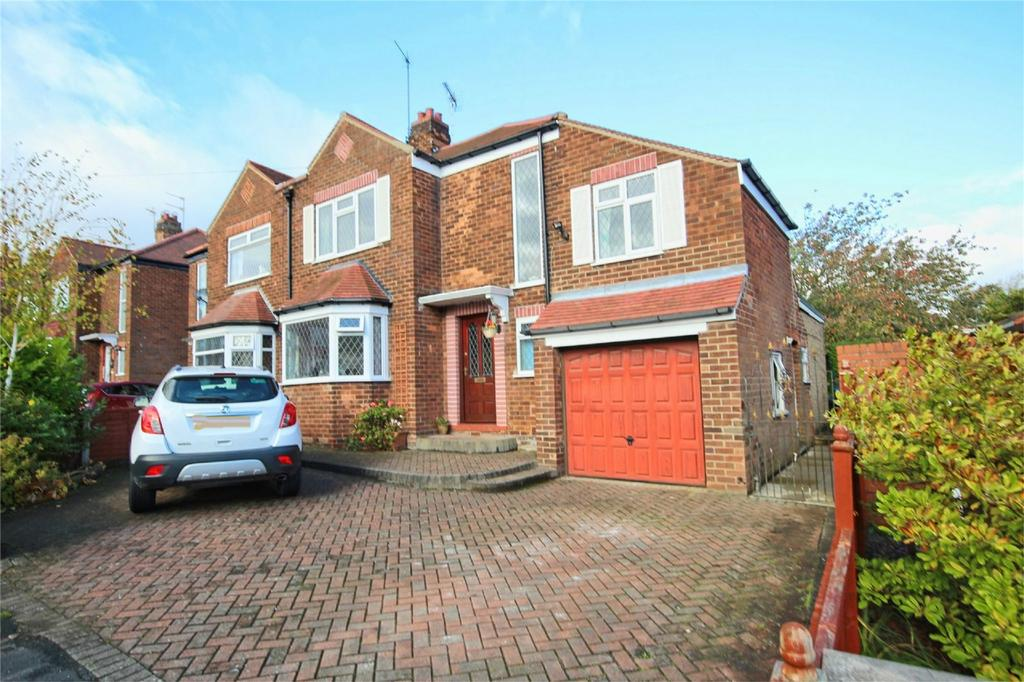 4 Bedrooms Semi Detached House for sale in Redland Drive, Kirk Ella, Hull, East Riding of Yorkshire