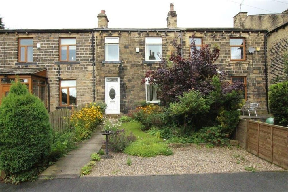 2 Bedrooms Cottage House for sale in Grove Terrace, Birkenshaw, West Yorkshire