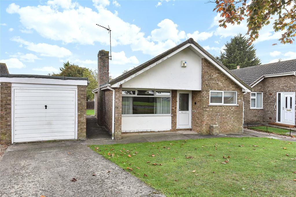 3 Bedrooms Detached Bungalow for sale in York Road, Sleaford, NG34