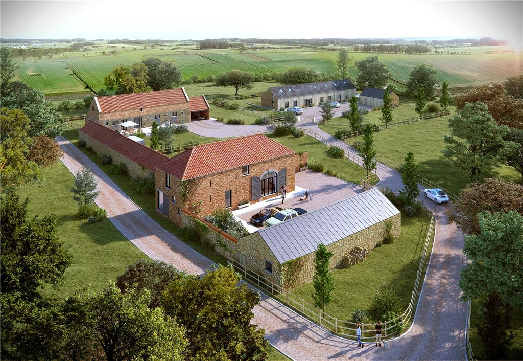 4 Bedrooms Detached House for sale in Kirkby La Thorpe, Sleaford, NG34