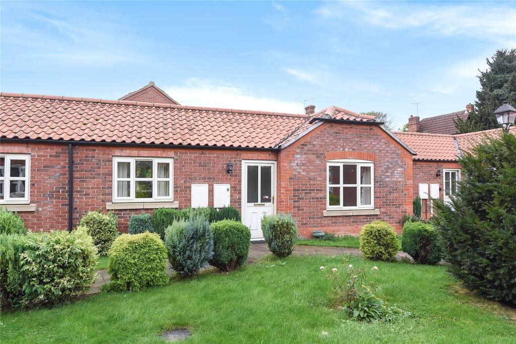 1 Bedroom Terraced Bungalow for sale in The Folly, Sleaford, NG34